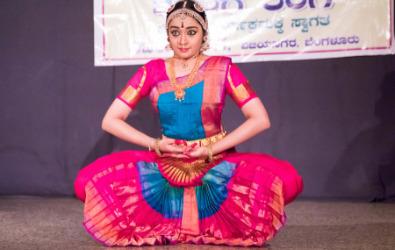 Bharathanatyam Dance